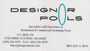 Designor Pools